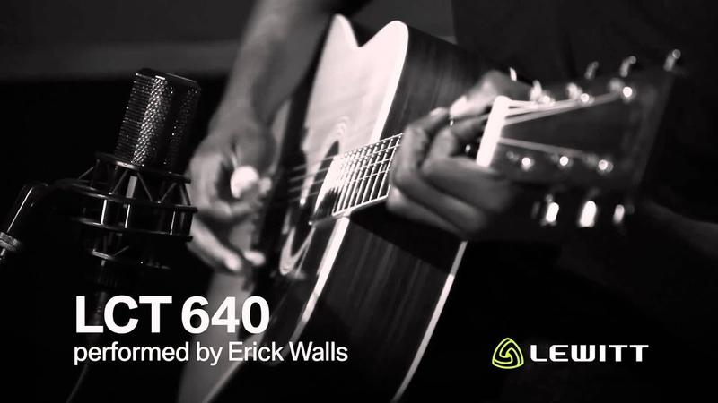 Lewitt LCT 640 Multipattern Condenser Microphone Guitar Demo Full Compass