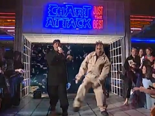 DOWN LOW - Potion (Live Concert 90s Euro-Rap Chart Attack 18.01.1997)