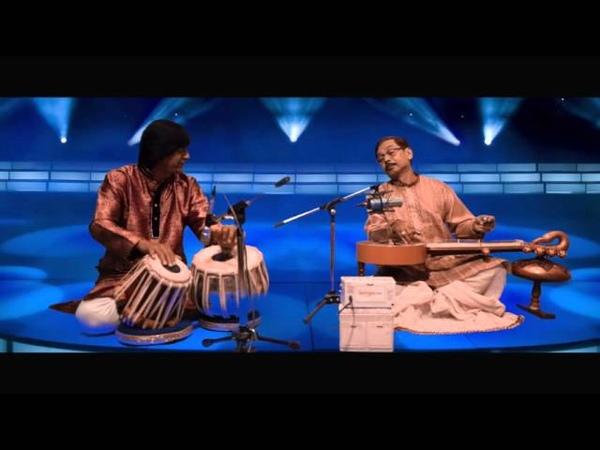 Darbari Kanada (Vilambit) by Pandit Niranjan Haldar on Triveni Veena