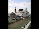 Натовские корабли в Одессе