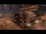 SpinTires - Бета тест нового мода ( BM-23 ) из Battlefield 3