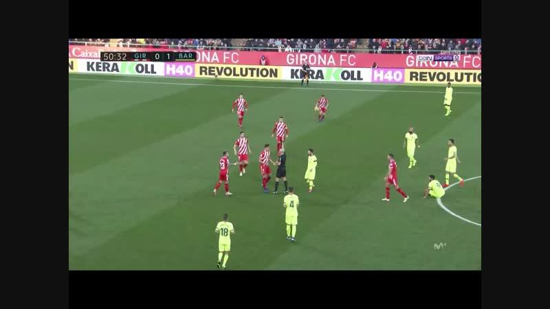 Liga Santander 2018-19 - J20 - Girona-FC Barcelona