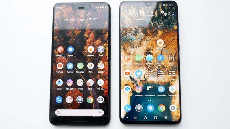 Работа с памятью на Pixel 3 XL с декабрьским патчем. Сравнение с Huawei Mate 20