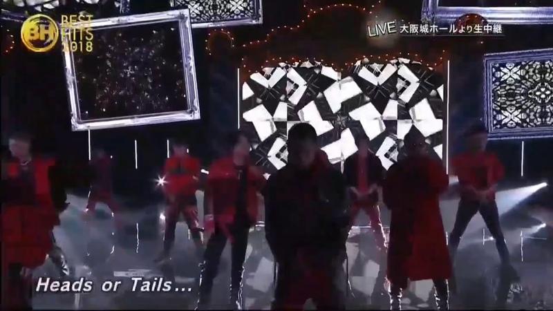 【ベストヒット歌謡祭】Heads or Tails EXILE