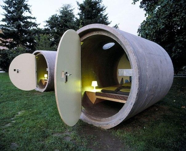 Удивительная гостиница!