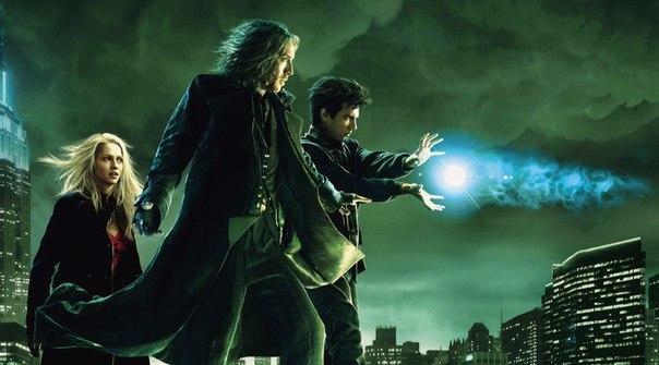 Подборка фильмов про магию и волшебство! HD