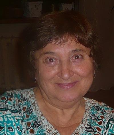 Лилия Кожевникова, 19 февраля 1952, Москва, id187209626