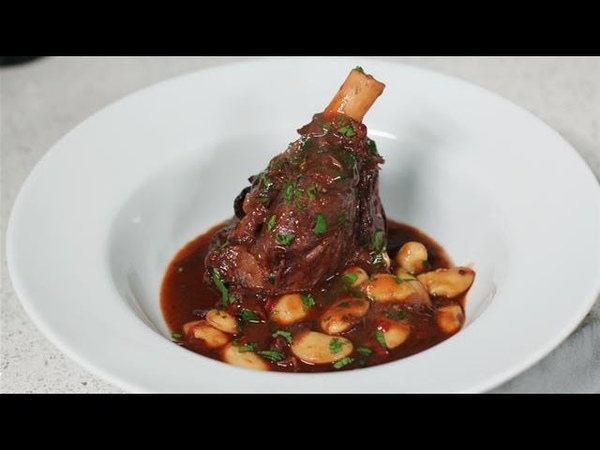 How To Make Lamb Shanks With Red Wine And Butter Beans Winter Warmers