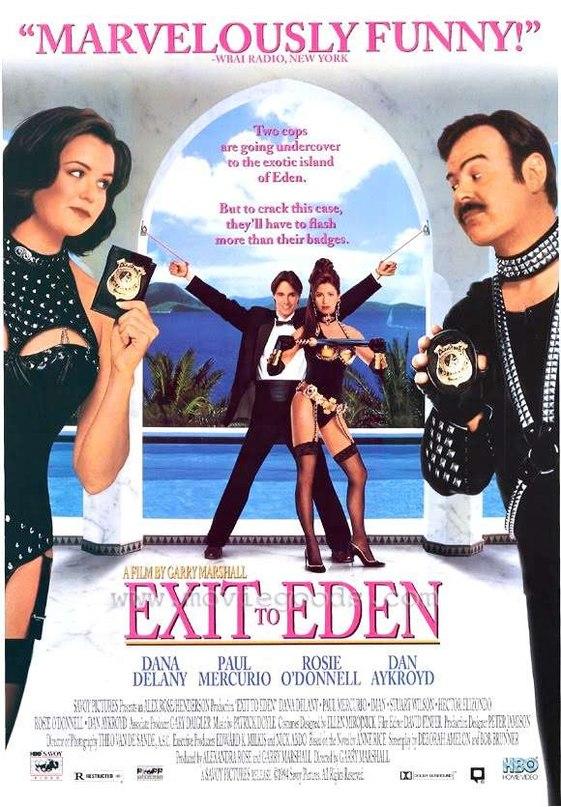Фильм Райское наслаждение / Exit to Eden
