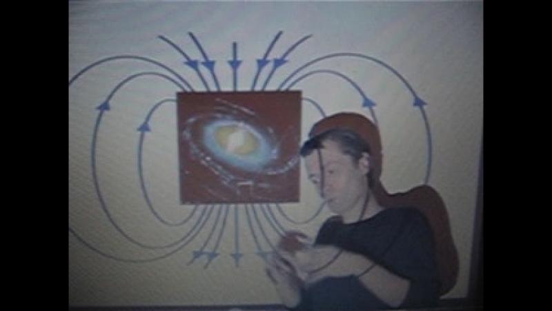 Энергия человека вливается в энергетику большого макрообъекта и может управлять этим макрообъектом.