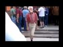 Дед танцует шафл Shuffle Dance