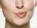 Кисетные морщины вокруг рта Упражнения от морщин вокруг рта