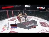 Руди Гунаван: супербыстрая защита титула. One Pride - Fight Night 23.
