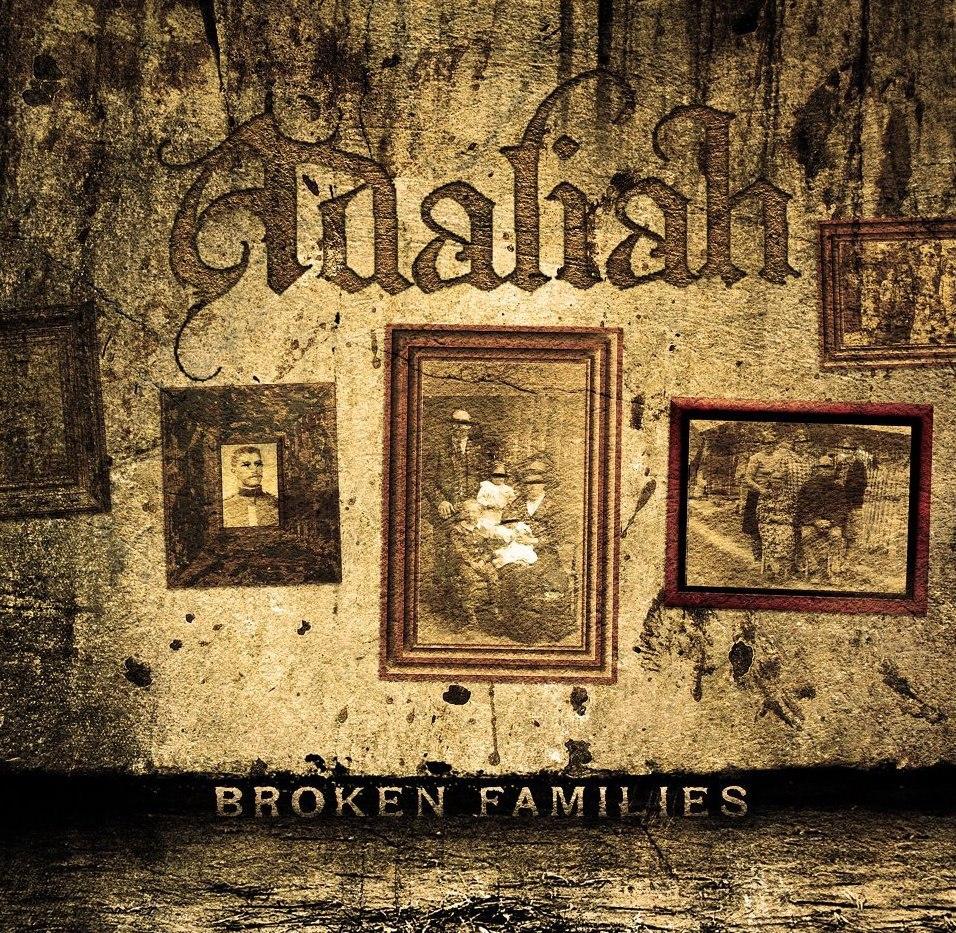 Adaliah - Broken Families (2012)