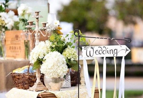 Составляем план подготовки к свадьбе