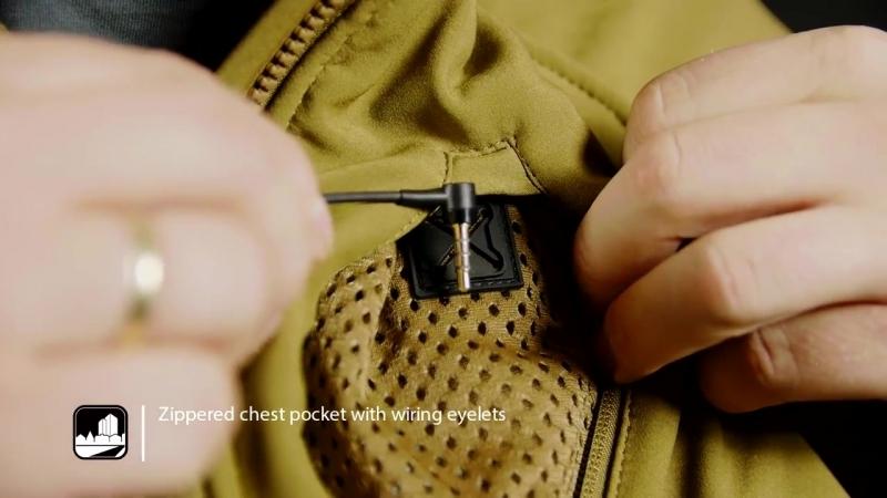 Helikon-Tex - Delta Tactical Jacket - Shark Skin