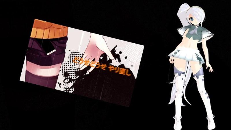 【UTAU TEST 】 Life Reset Button【Kagari Sata 】