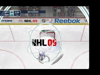 Вторая игра серии Montreal Canadiens - Minnesota Wild(SCF)