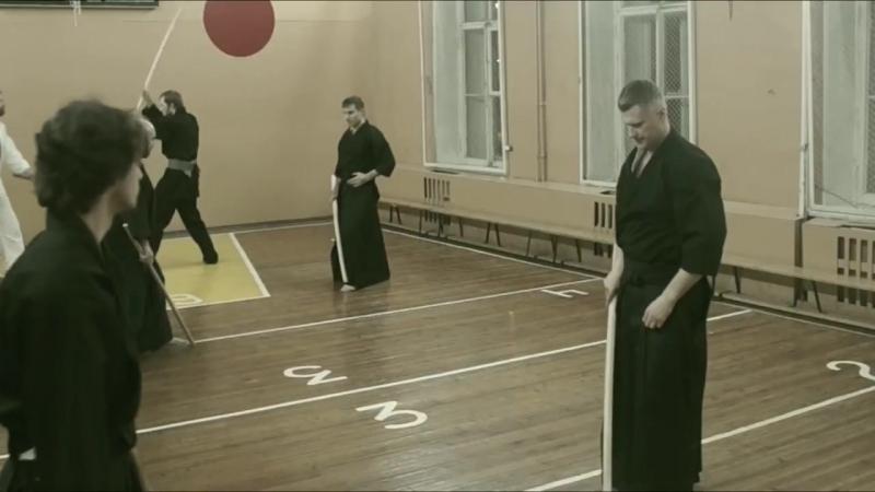 Martial arts, NidenRyu Iaijutsu _ Kenjutsu, санкт-петербург, центральный райо