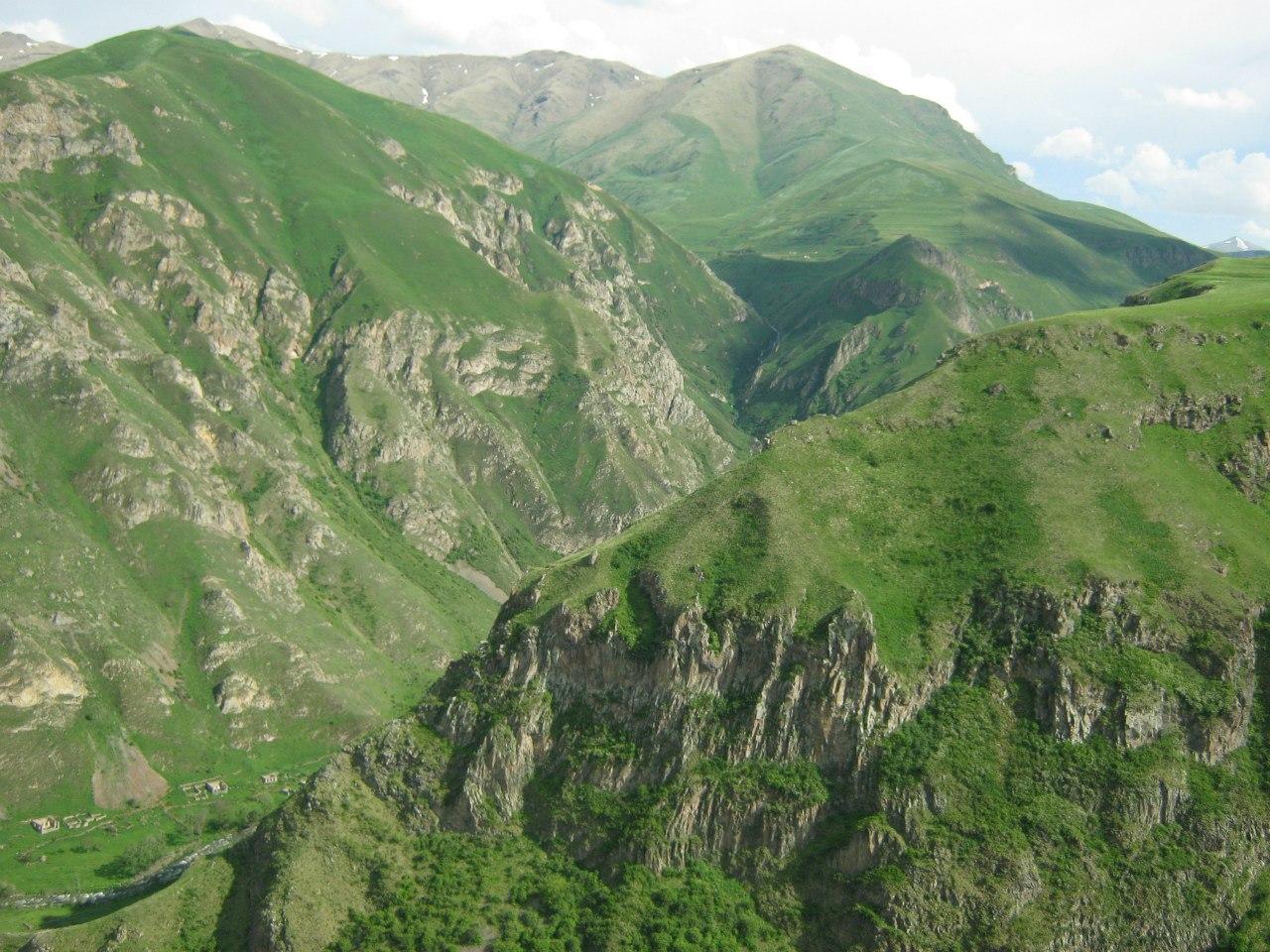 Окрестности села Цар