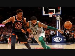 ? Boston Celtics vs New York Knicks 02:30 МСК на русском языке