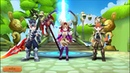 Seal New World CBT android game first look gameplay español