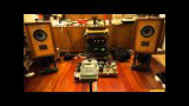 Tannoy Stirling plays sound of silence_ Krell KST-100