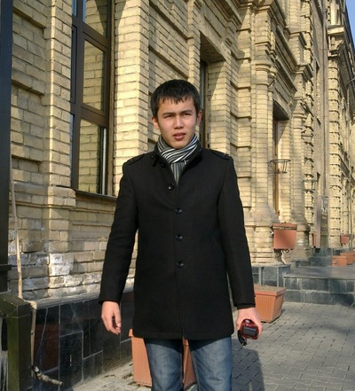 Ислам Вахобжонов, 14 апреля 1993, Уфа, id144930788