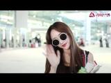 [liveen TV] EXID, 새벽부터 눈부신 미모 (공항패션)