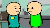 The Man Who Could Sit Anywhere - Cyanide &amp Happiness Shorts