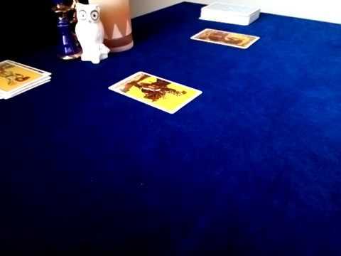 Значение перевернутых карт Таро. Масть пентаклей.