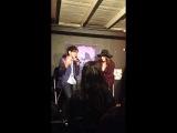 Элизабет Гиллис на шоу Мэтта Беннетта «This Show Is Your Show» (14 ноября).