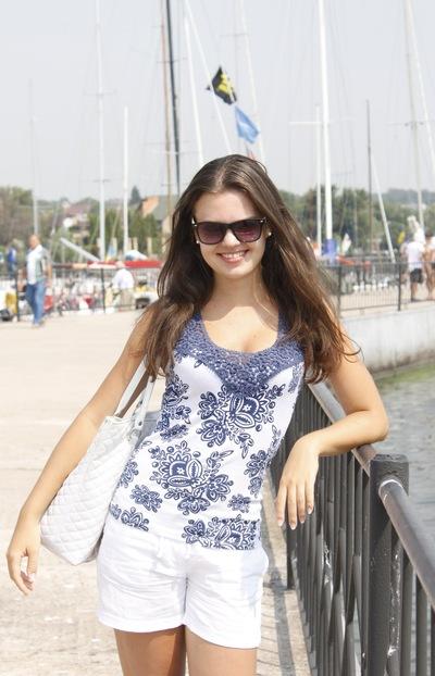 Катя Лушина