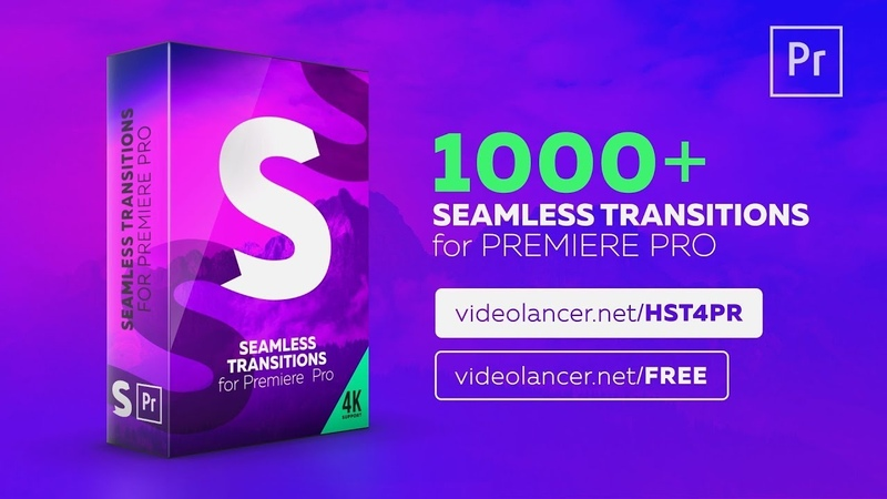 Handy Seamless Transitions for Premiere Pro V2 FREE Demo