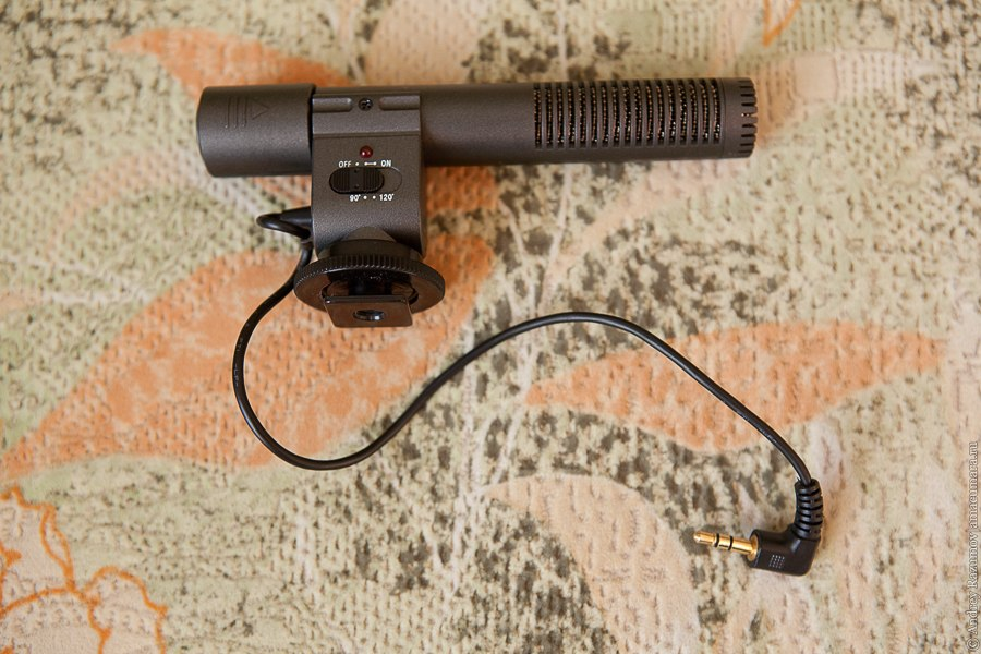 микрофон shenggu sg-108