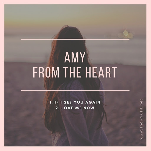 AmY альбом Amy, From The Heart