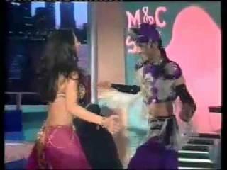 Eserzade & Meltem Cumbul im türkischem Fernsehen