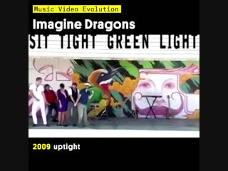 Imagine Dragons от Uptight до Zero (2009-2018)