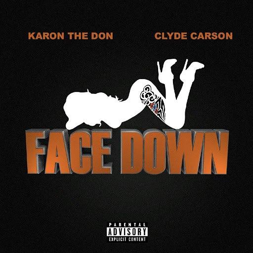 Clyde Carson альбом Face Down