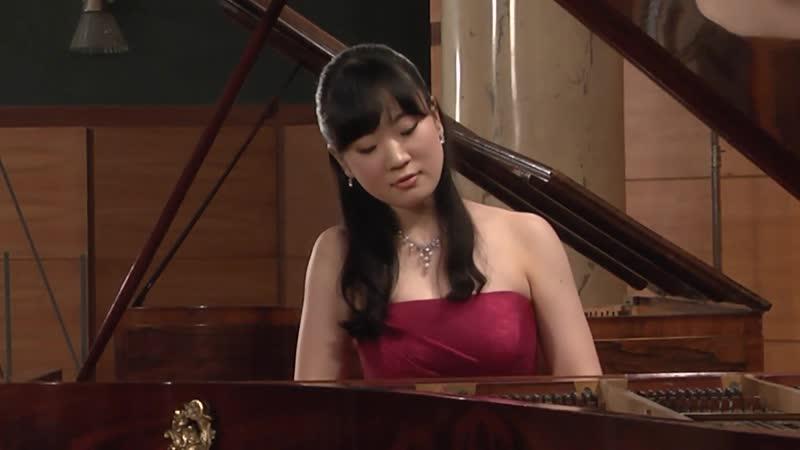 858 J. S. Bach – Prelude and Fugue in F sharp major, BWV 858 [Das Wohltemperierte Klavier 1 N 13] - Yui Nakamura, piano