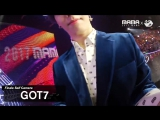 OTHER 171209 GOT7 - Ending Finale Self Camera @ MAMA x M2.