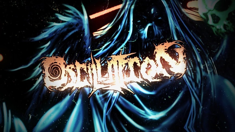 Oscillation Immaculate OFFICIAL LYRIC VIDEO