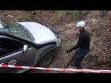 Rainforest challenge Bukovina 2016_ Mitsubishi L200 trial