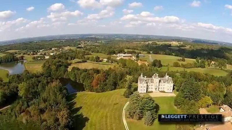 Castle For Sale France LEGGETT reference 33986SP24