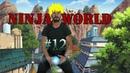 Ninja World - Прохождение Ep.12 75 лвл и Дикие Самоцветы Крита
