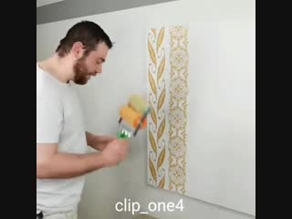Декор стен - Строим дом своими руками