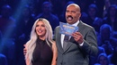 Kim Kanye's INCREDIBLE Fast Money! | Celebrity Family Feud