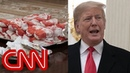 Trump caters fast food feast for Clemson Tigers