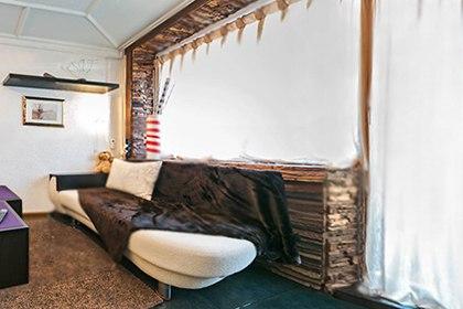 фото-выход на балкон | Квартира на сутки в Москве, Россия, Москва-Сити, Экспоцентр, метро Белорусская, 1905 года