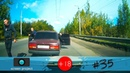 Новая подборка аварий ДТП происшествий на дороге сентябрь 2018 35